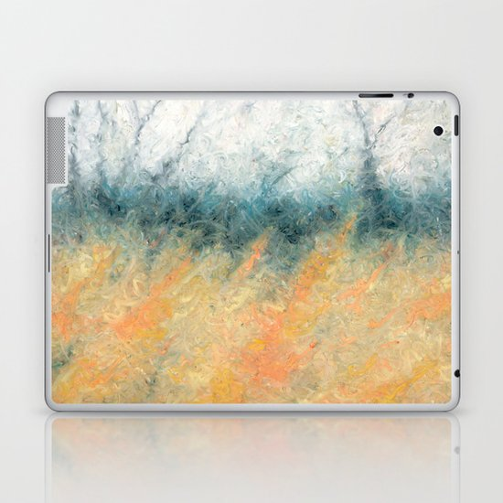 The Day's Deal With The Coming Night Laptop & iPad Skin