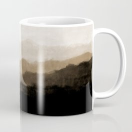 Old Mountain Coffee Mug