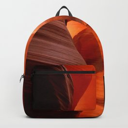 Marvelous Antelope Canyon Colors Backpack