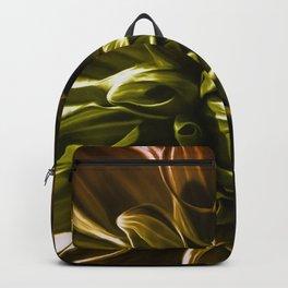 Dahlia multicolor Backpack