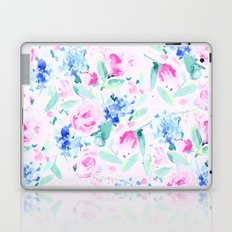 Scattered Lovers Pink Laptop & iPad Skin