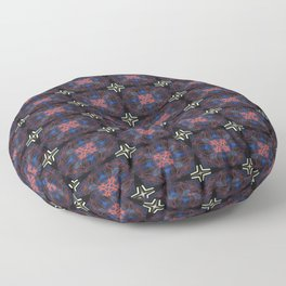 Parasitic Purgatory Pattern 2 Floor Pillow
