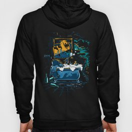 Midnight Crisis Hoody