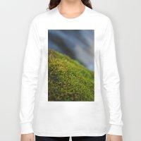 moss Long Sleeve T-shirts featuring Moss by Ezekiel