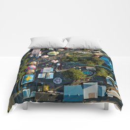 A / NYC / 12 Comforters