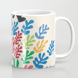 Leaf Cutouts by Henri Matisse (1953) Coffee Mug