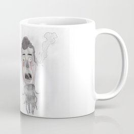 Android head Coffee Mug
