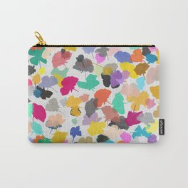 buttercups 2 sq Carry-All Pouch