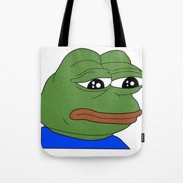FeelsBadMan Tote Bag