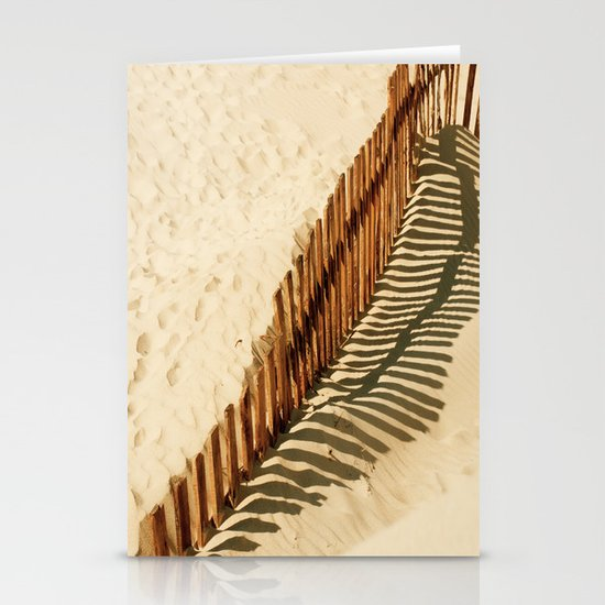 Bolonia beach Stationery Cards