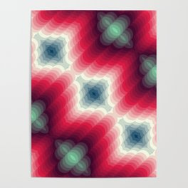 Optical Effect Poster