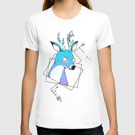 Some kinda' antlers weirdo... T-shirt