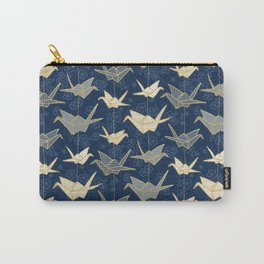 Sadako's Good Luck Cranes Carry-All Pouch
