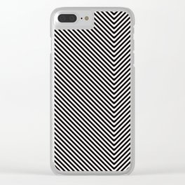 Illusion Clear iPhone Case