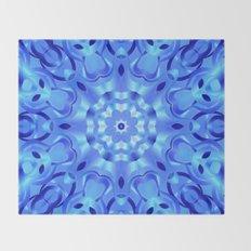 kaleidoscope Flower G183 Throw Blanket