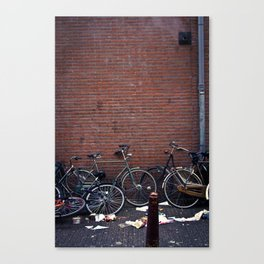 Dutch culture II Canvas Print