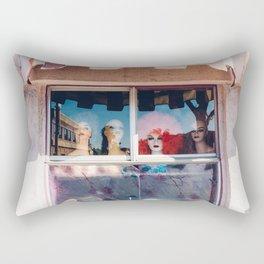 Wig Out Rectangular Pillow