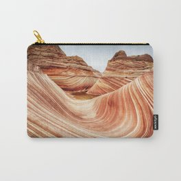 Take a Ride on The Wave Carry-All Pouch