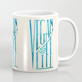 Vegan Life Coffee Mug