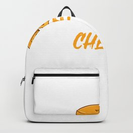 I Just Really Like Cheese, Ok, For Cheese Lover Backpack