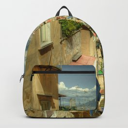Neapolitan Vesuvius Backpack