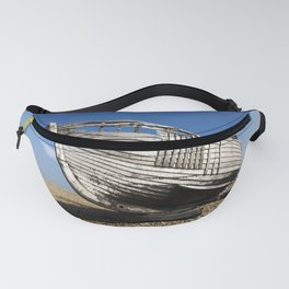 Beached Boat Fanny Pack