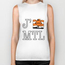 J'cone Montréal Biker Tank
