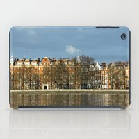 chelsea iPad Cases featuring Sunlit Chelsea by Laura George