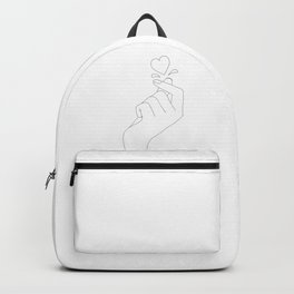 Love Snap Backpack