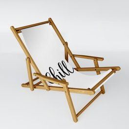 Chill Sling Chair