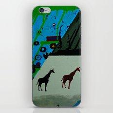 Paris Dreams iPhone & iPod Skin