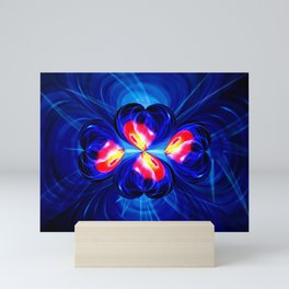 Abstract in pefection 111 Mini Art Print
