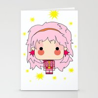 jem Stationery Cards featuring  Estilo jem by guizmo04