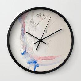 Sin palabras Wall Clock
