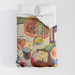 WINE BREAK Comforters