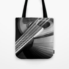Mandolin Portrait 3 Tote Bag