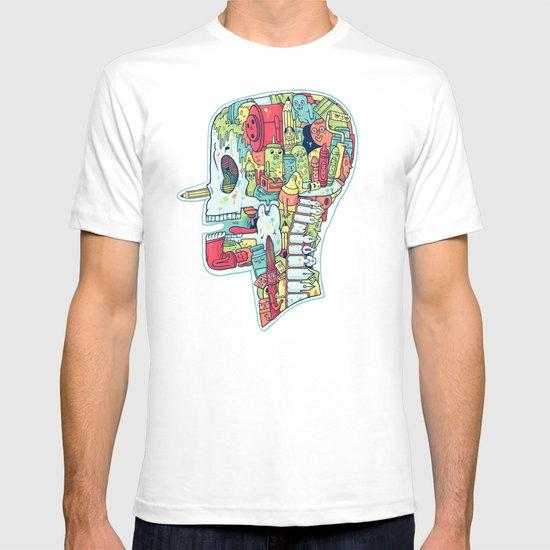 Illustrator to the Bone T-shirt