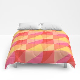 Summer beach Comforters