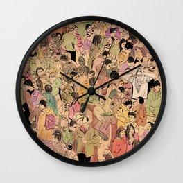 Life Wall Clock