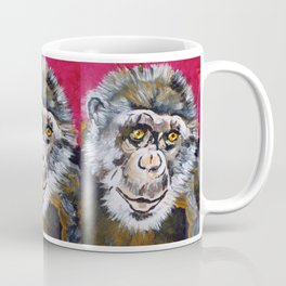 Toby, the Chimpanzee (1978-) Coffee Mug