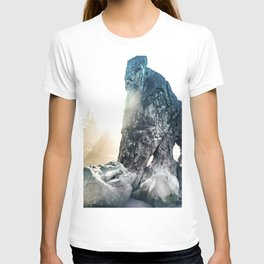 Protector Of Ruby Beach T-shirt