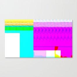 Screenshot 23 Canvas Print