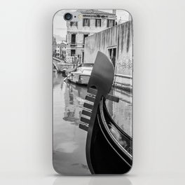 Gondolas in Venezia iPhone Skin