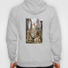 Detectives from other worlds Hoody