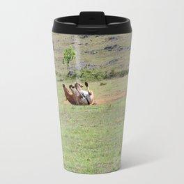 Rolling Horse Travel Mug