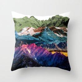 Dream Nature MOUNTAINS Throw Pillow