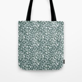 Tossed Rice Tote Bag