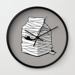 Very Long Life Milk Wall Clock
