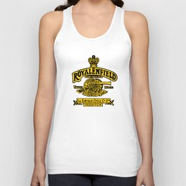 classic royal bike Unisex Tank Top