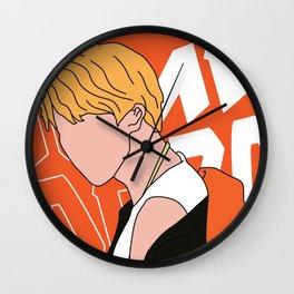 MIC DROP JIMIN Wall Clock